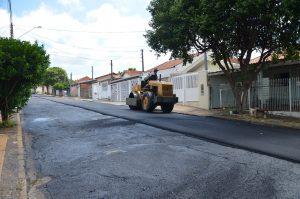 Prefeitura de Sumaré recupera malha viária por meio do Programa de Recape Contínuo
