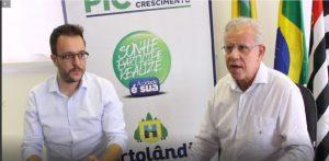 Prefeitos de Hortolândia e Sumaré assinam termo de cooperação para uso de hospital desativado