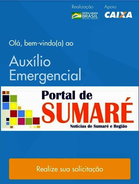 ATENÇÃO CIDADÃO: A página de cadastro do Auxílio Emergencial já está no ar, assim como o App.