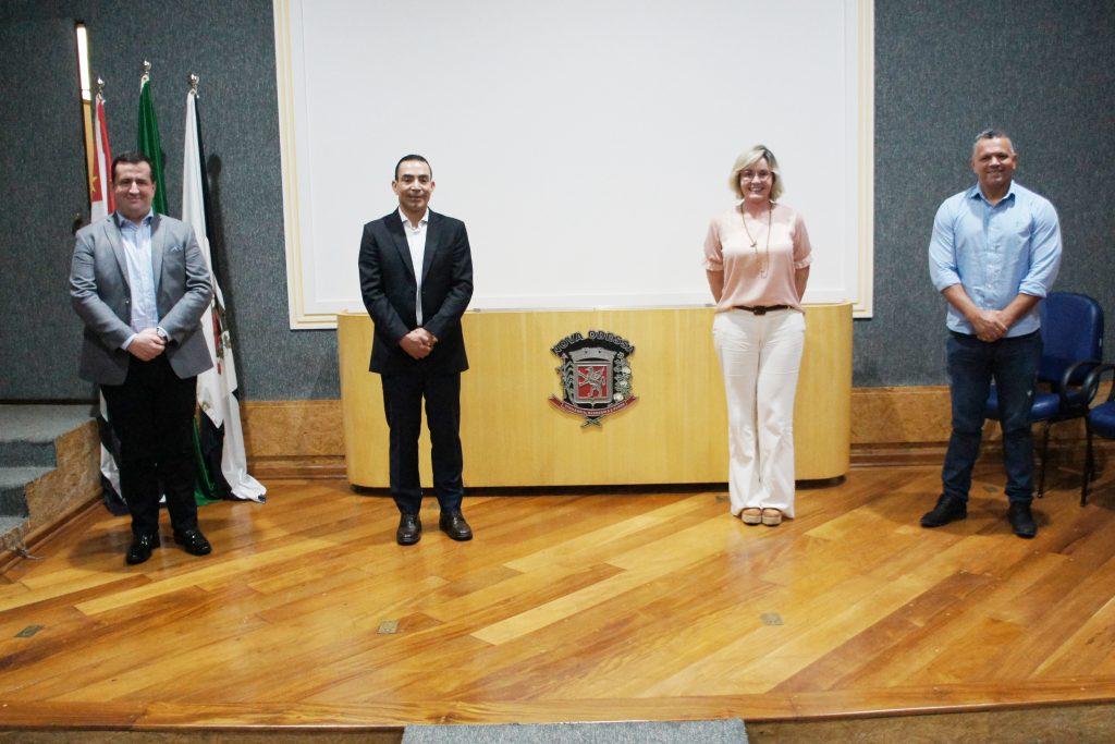 Prefeito de Nova Odessa anuncia mudanças em três secretarias municipais