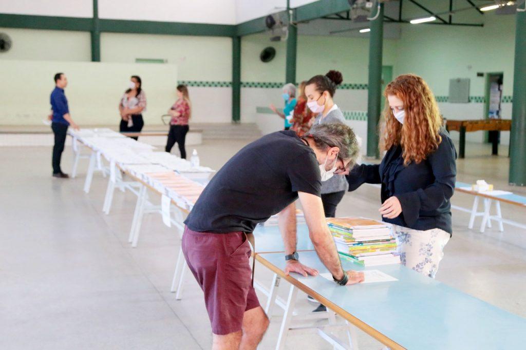 Com 97% das apostilas entregues, escolas de Nova Odessa seguem abertas esta semana