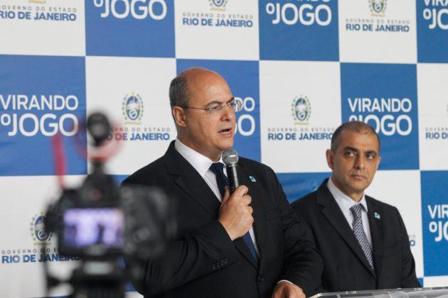 Governador do Rio de Janeiro está com coronavírus