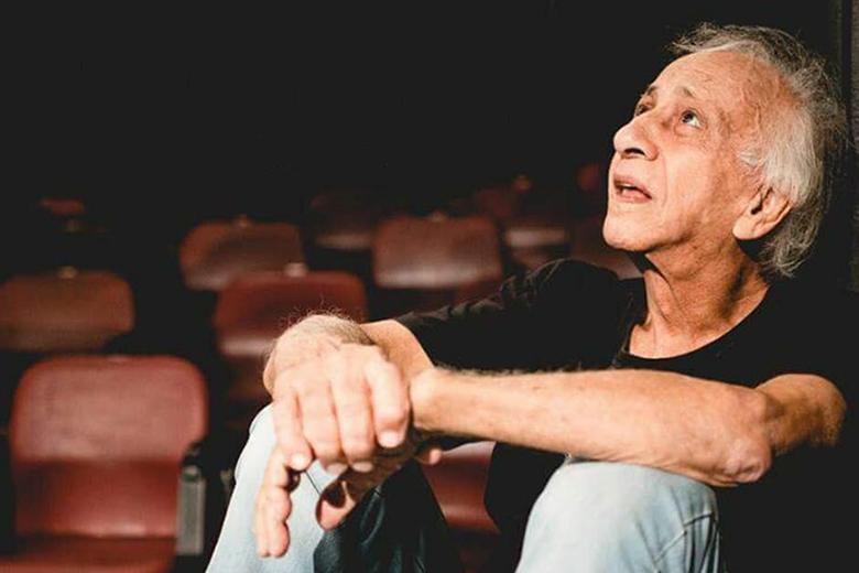 """""""A humanidade não deu certo"""", diz a carta do ator Flávio Migliaccio se suicidou."""