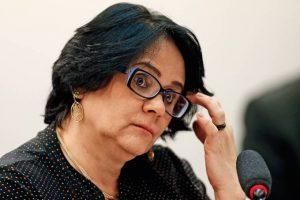 Ministra Damares diz que irá pedir a prisão de governadores e prefeitos