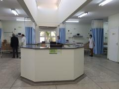 Prefeitura de Hortolândia entrega da primeira ala de UTI do Hospital Mario Covas