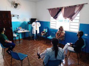 Secretaria Municipal de Inclusão e SESMT da Prefeitura de Sumaré realizam visitas técnicas aos serviços de Assistência Social