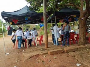 Secretaria de Saúde de Sumaré realiza ação especial de vacinação contra gripe no Jardim Três Pontes