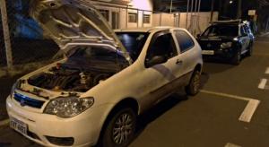Homem é preso com carro clonado após ser flagrado por câmeras em Nova Odessa