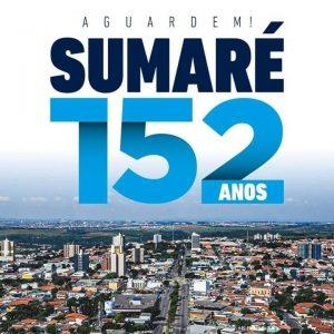 Prefeitura de Sumaré lança campanha popular para exposição fotográfica  on-line 'Sumaré 152 anos'