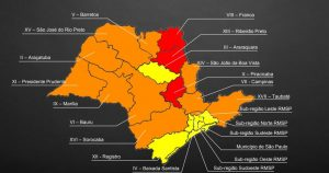 Coronavírus: Região de Campinas volta à fase laranja e metrópole anuncia reabertura do comércio em 27 de julho