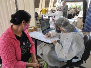 Prefeitura de Sumaré realiza 1.200 testes rápidos da Covid-19 para a população assintomática, 40 foram diagnosticadas com coronavirus