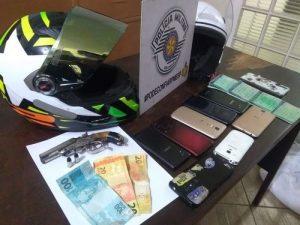 Polícia Militar prende grupo suspeito de roubos em Hortolândia e Sumaré