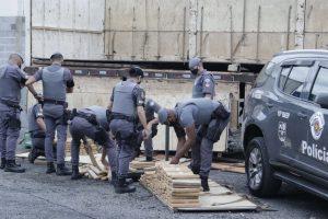 Polícia apreende 220 Kilos de maconha em Hortolândia