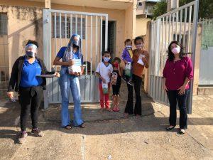 Prefeitura de Sumaré já entregou 314 kits de higiene bucal para famílias atendidas pelo Programa Criança Feliz