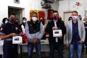SAMU de Sumaré recebe novos respiradores móveis