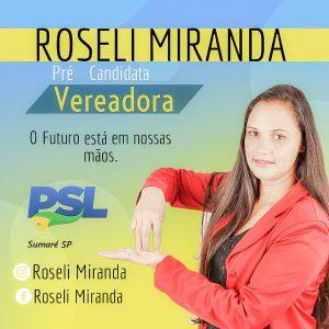 Eleições 2020 – Entrevista com Roseli Miranda, pré-candidata a Vereadora de Sumaré