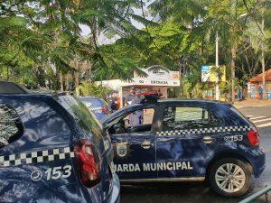 Campinas: moradores sem máscara são multados no Taquaral