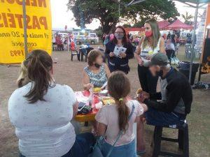 Setembro Amarelo em Sumaré conta com Tenda informativa na feira noturna do Macarenko