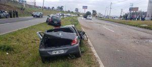 Grave acidente mata dois em estrada de Sumaré, próximo À Unimed e Carlos Cunha