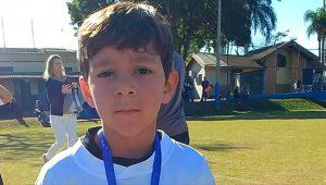 Morre João Miguel, garoto de sumaré que levou choque ao sair da piscina
