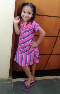 Criança de 5 anos desaparecida hoje pela manhã em Hortolândia ainda não foi encontrada.